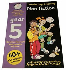 Non-fiction: Year 5: Reading and Writing Activities   UNUSED/minor shop dmg