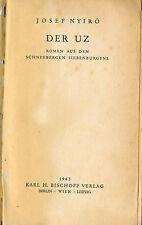Nyirö, the IP, novel a snow mountains V Transylvania Hungary, Bischoff Publishing 1937