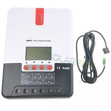 40A MPPT Solar Charge Controller 12V/24V Solar Charger Power Regulator 100V PV
