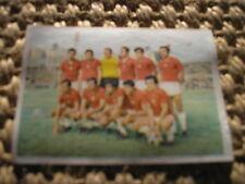 CSKA SOFIA CARD 1975/76 FOOTBALL FRENCH ALBUM NO PANINI 75/76