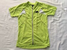 BBB Girl Comfort Cycling S/S Jersey - SS Lime - Women's - BBW-106 - Large