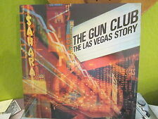 GUN CLUB LP GREEN VINYL LAS VEGAS JEFFEREY LEE PUNK