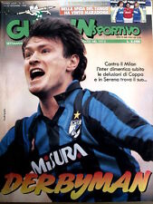 Guerin Sportivo 50 1988 Speciale ultras PESCARA - Giordano Tricella Mon  [GS.31]