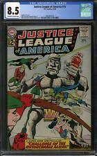 Justice League of America #15 CGC 8.5 (OW-W)