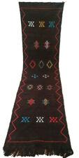 "Handmade Kilim Runner Rug 8'5"" x 2' Moroccan kilim rug Beni Ourain rug vintage"