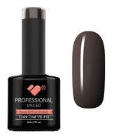 VB-410 VB™ Line Dark Grey Brown Saturated - UV/LED soak off gel nail polish