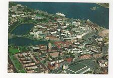 Kiel Blick Auf Die City Germany Postcard 150b