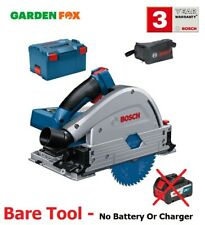 BARE TOOL - Bosch GKT18V-52 18V PLUNGE SAW in L-Boxx 06016B4000 3165140930666 .