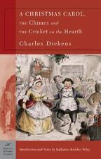 A Christmas Carol, The Chimes & The Cricket on the Hearth (Barnes & Noble) NEW