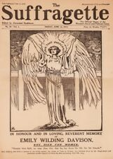 """Vintage Suffragette Propaganda /""""I WANT THE VOTE!/"""" 250gsm A3 Poster"""