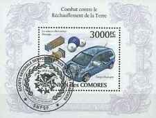 Timbre Voitures Comores BF254 o année 2010 lot 17918 - cote : 21 €