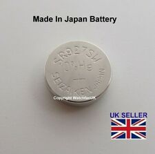 SR927SW 395 Made In Japan Battery Fits Casio Edifice Models