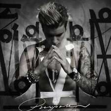 Justin Bieber - Propósito (EDICIÓN DE LUJO) NUEVO CD