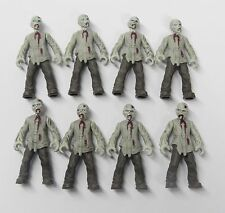 lot 8 Bloks Call of Duty Zombies Outbreak The Walking Dead action figure Ge