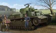 Hobby Boss 1/35 Soviet T-28 Medium Tank (Cone Turret) #83855 *New*Sealed*