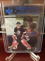 1999-00 Upper Deck Marquee Attractions Dominik Hasek #MA5 HOF
