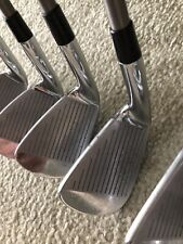 Seldom Used Right Handed Mizuno MP64 Forged Irons 4-PW
