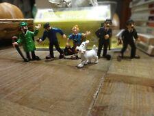 figurines tintin schleich 1985 serie complète