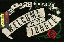 Official Guns N' Roses Doormat - 100% Coir Rubber Back Door Mat GP85085
