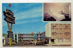 Tod Motor Motel 1508 Las Vegas Blvd South Las Vegas NEVADA *OLD AUTOS*