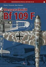 Messerschmitt Bf 109 F - Kagero Monograph Special English (HB) RARE!!
