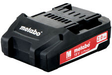 Metabo 18 Volt Li-Power Akkupacks 2.0 - 4.0 - 5.2 Ah Li-Ion Akku 18V