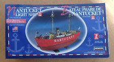1/95 Scale Lindberg Uscg Nantucket Lightship Model Kit