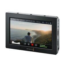 "Blackmagic Design assist video monitor 4k 7"" Touch Screen Display Ultra HD cadenze"