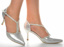Unbranded Synthetic Leather Wet look, Shiny Heels for Women