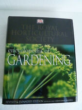 Royal Horticultural Society - Encyclopedia of Gardening Book (Excellent Cond)