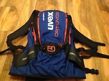 ORTOVOX Free Rider 26 UVEX Ski Bookbag SPS Pro Blue/Orange/Black