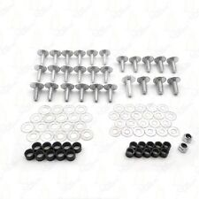 Fairing Bolts Kit For 93-99 Honda CBR 900RR 00-01 Honda CBR 929RR