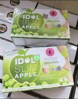 2X Idol Slim Apple Dietary Fruit Drink Diet Lost Weight Loss Burn Fat Supplement