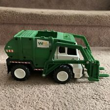Matchbox TRASH TRUCK WM Waste Management GARBAGE TOY 2007 Mattel