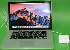 Apple MacBook Pro Intel Core i5 2,40GHz 4GB RAM 320GB HDD 15.4 Zoll *QWERTZ*
