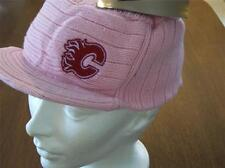 CALGARY FLAMES LICENSED TOQUE NEW W/ TAGS FREE SHIPPING IN CANADA