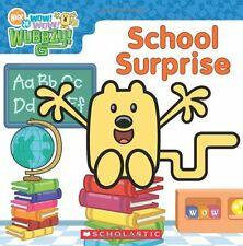 Wow! Wow! Wubbzy!: School Surprise