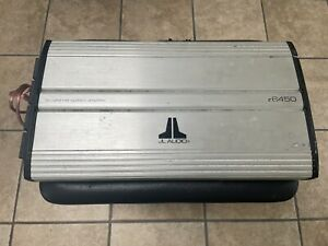 JL Audio Amplifier Model e6450 6 Channels