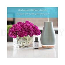 Ellia Blossom Essential Aromatherapy Diffuser Homedics + Free Aromatherapy Oils