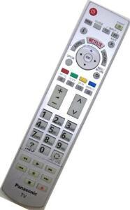 Genuine Panasonic N2QAYB001012 TV Remote TX-40CX800E TX-50CX800E TX-65CX800E