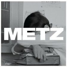 METZ - METZ  CD  11 TRACKS INDEPENDENT ROCK  NEU