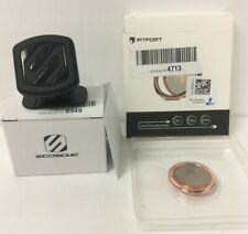 Bundle SCOSCHE Low Profile Mag. Dash Mount/FITFORTMetal Phone Ring Finger Holder