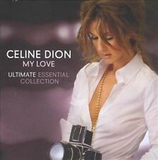 My Love: Ultimate Essential Collection [US] by Céline Dion (CD, 2008, 2-Discs, S