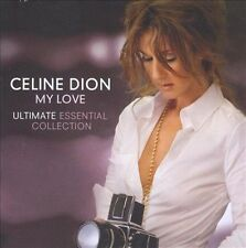 CELINE DION My Love Ultimate Essential Collection 2CD BRAND NEW Best Of