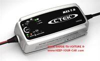 CTEK MXS 7.0 12V 7A chargeur de batterie automatique / automatic charger