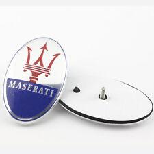 Maserati Quatrroporte,GranTurismo,GranSport Front Bumper Emblem 1 PC