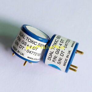 ORIGINAL DDS GS+4DT dual gas CO/H2S sensor,replace CITY 4COSH &Alphasense COH-A2