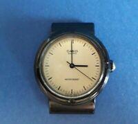 Casio MQ-14W Analog Display Quartz Wristwatch (watch only, missing wristband)