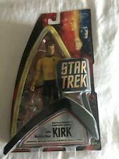 Art Asylum Star Trek TOS Battle Ravaged Captain James Kirk