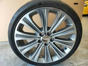 "FORD FG G6E TURBO ALLOY WHEEL RIM 50TH ANNIVERSARY AND FGX 19"" SINGLE USED"